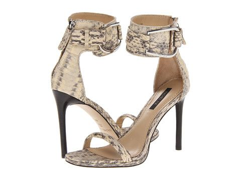 Oh please..... I will never ask for another pair of.....these again....EVER!  Beautiful Ms. Zoe.  Rachel Zoe Melina