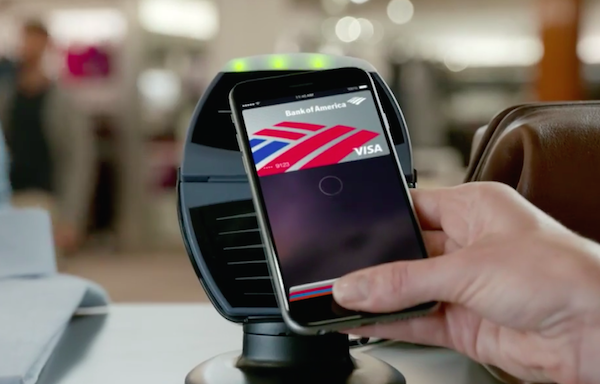 Apple Pay supported with more than 2500 banks, 700,000