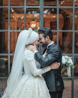 صور عرايس محجبات Wedding Dresses Groom Dresses