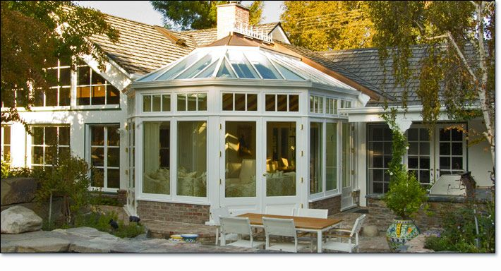 Best Bay End Wood Conservatories With Solid Copper Clad Upper Roof Sun Control And Air 400 x 300