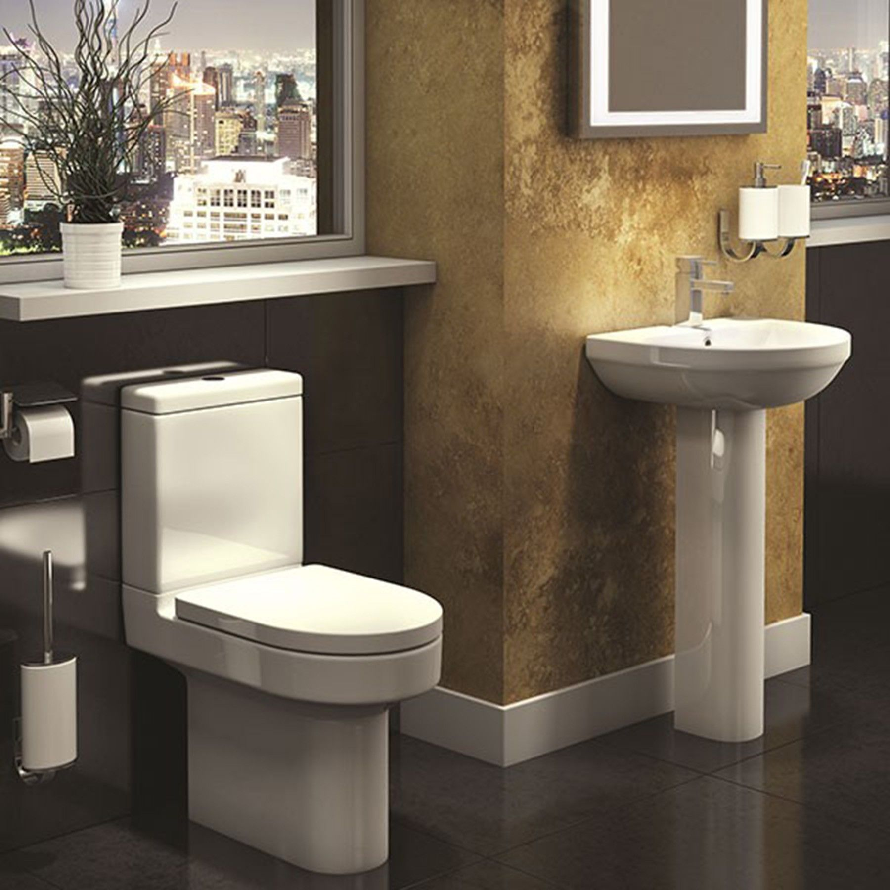 Shop a wide range of latest designs in our bathroom suites. Browse ...