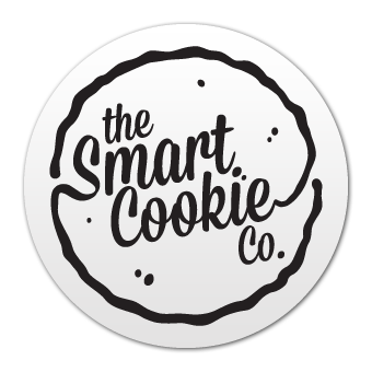 the smart cookie co desain logo desain ide the smart cookie co desain logo