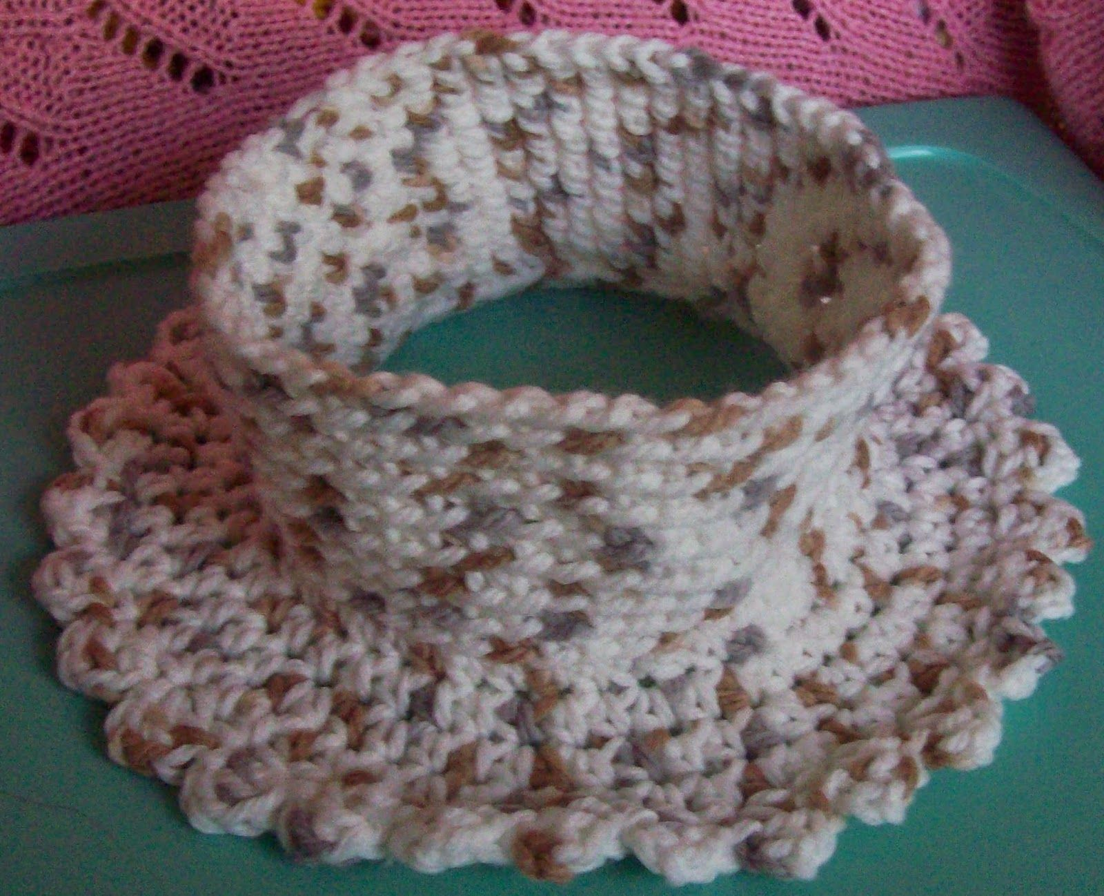 Quick and easy polo style crochet neck warmer neck warmer free polo style neck warmer free crochet pattern bankloansurffo Choice Image