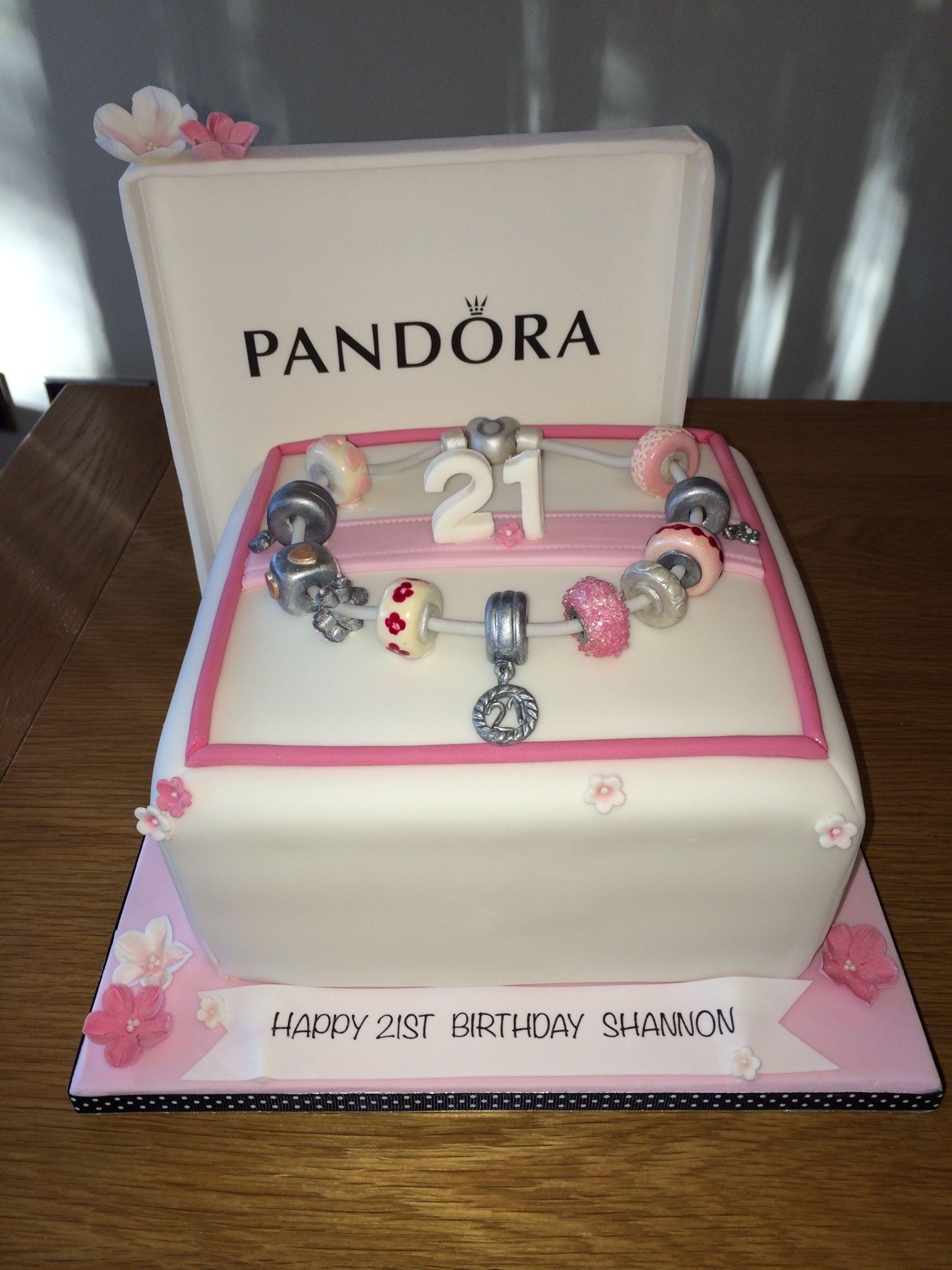e76a3fa6e Pandora cake. Hand Made beads all edible. | Cakes | Birthday cake ...