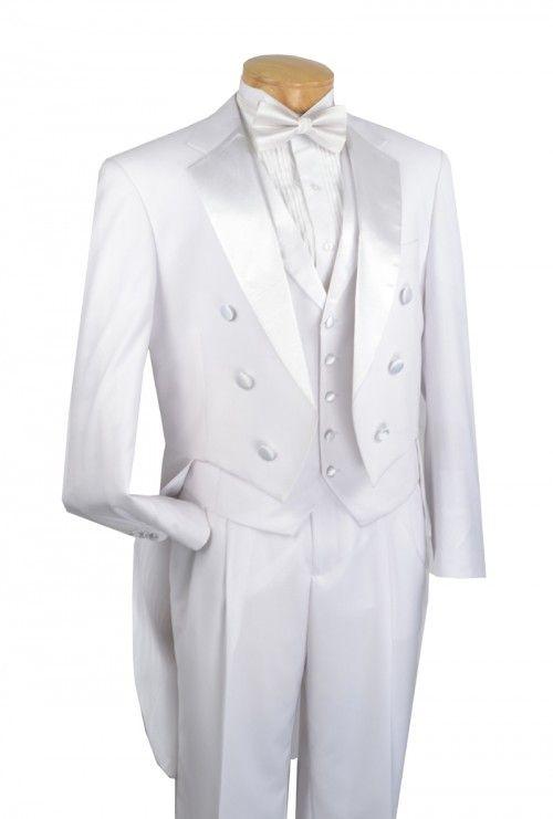White Tuxedos for Weddings   Wedding Tuxedo 2012 white ideas ...