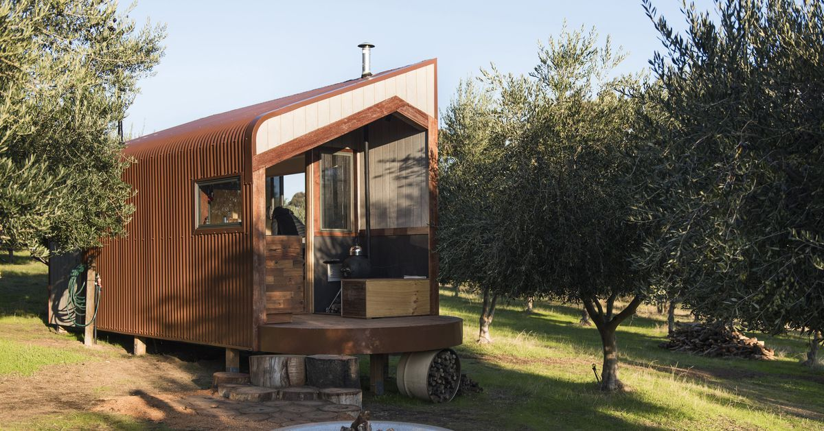 These Tiny Houses Let You Escape To Scenic Pockets Of