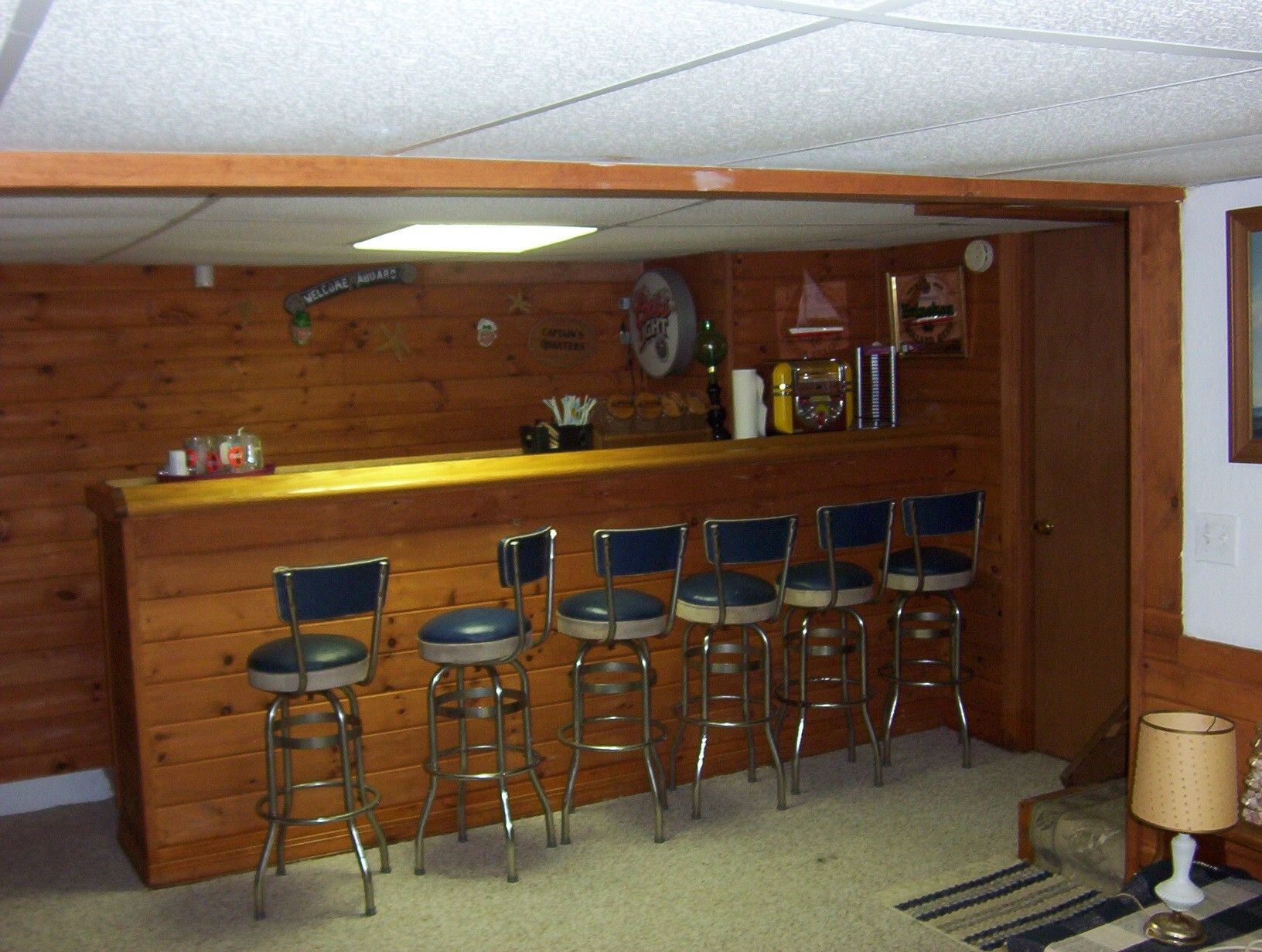 small basement bar ideas - Google Search | House, Home, Refuge ...