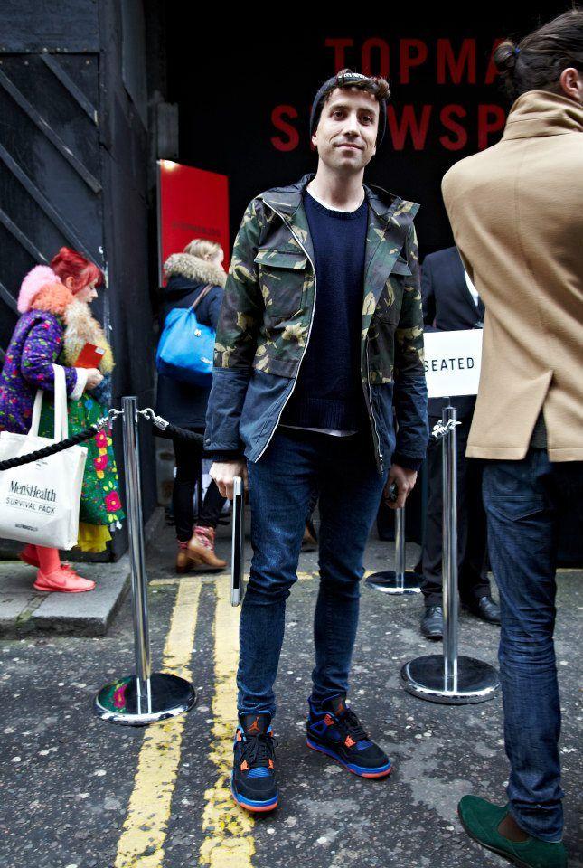 Nick Grimshaw Boyfriend 2013