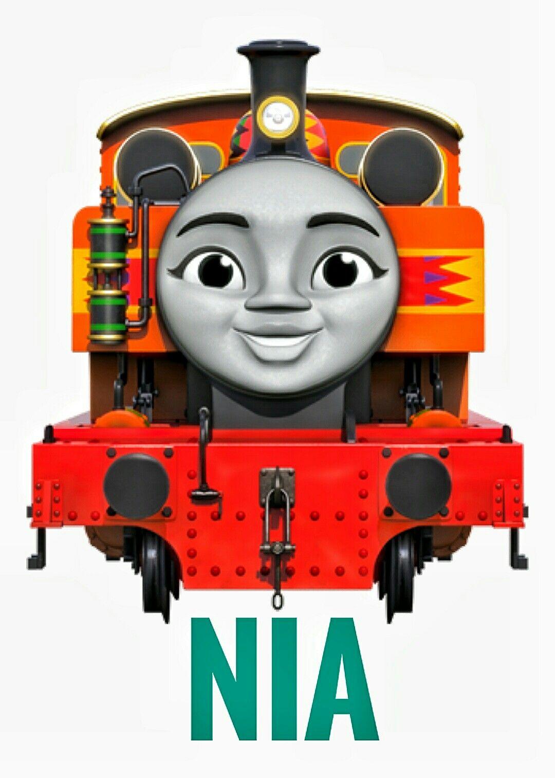 Nia Edition T F 2019 Train Theme Thomas The Train Thomas