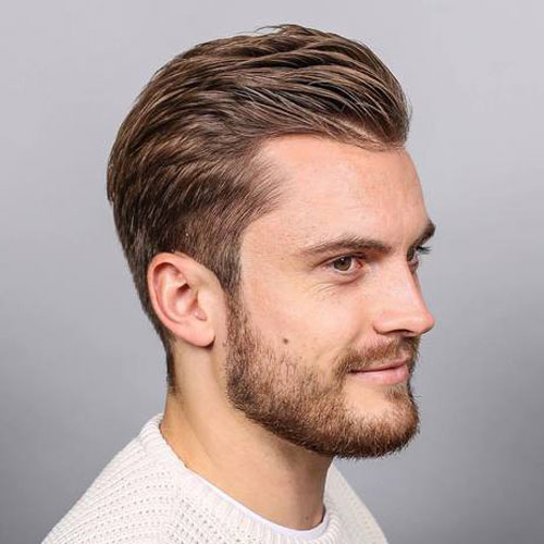 37++ Mens haircuts for a receding hairline ideas