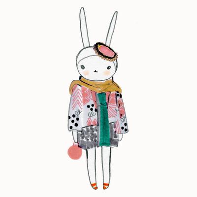 Fifi Lapin Prints Please Fifi Lapin Prints Bunny Fashion
