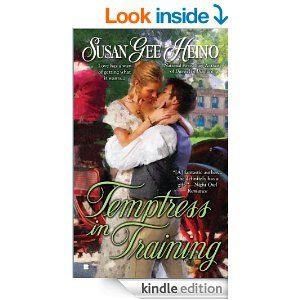 Amazon.com: Temptress in Training (Berkley Sensation) eBook: Susan Gee Heino: Books