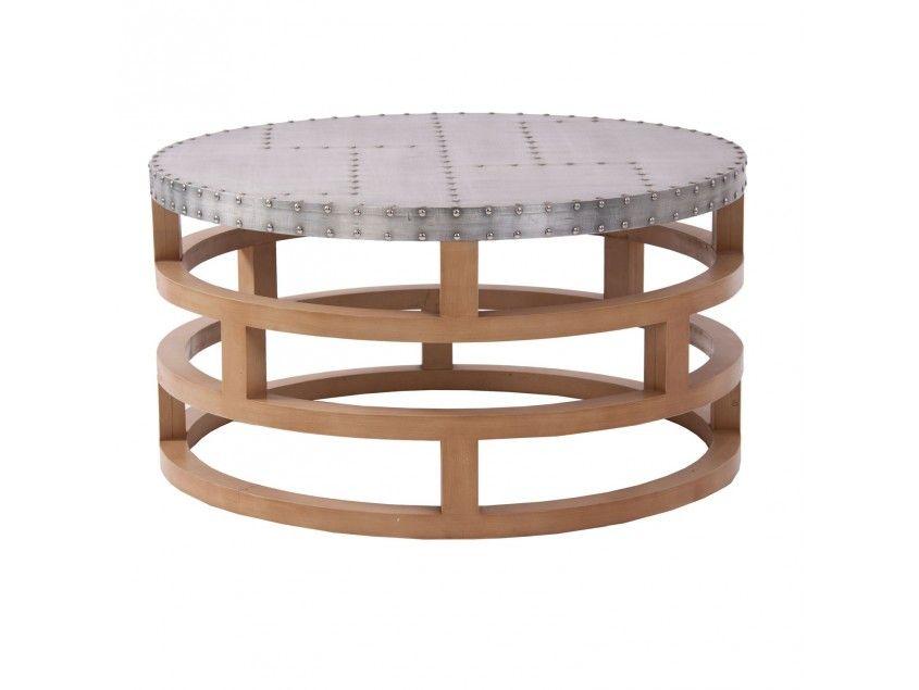 Mesa auxiliar #industrial #muebles #dormitorio #comedor #adornno ...