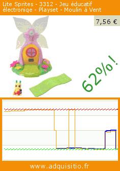 Lite Sprites - 3312 - Jeu éducatif électroniqe - Playset - Moulin à Vent (Jouet). Réduction de 62%! Prix actuel 7,56 €, l'ancien prix était de 19,85 €. https://www.adquisitio.fr/lite-sprites/3312-jeu-%C3%A9ducatif