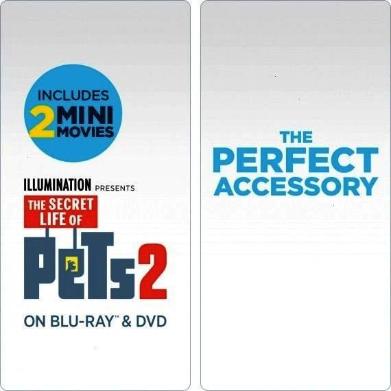 OF PETS 2 is the perfect movie for the whole family Get the Exclusive Limited Edition Gift set only at WalmartTHE SECRET LIFE OF PETS 2 is the perfect movie for the whole...