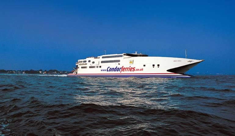 Connecting you to the Channel Islands and France, Condor Ferries sails all year…