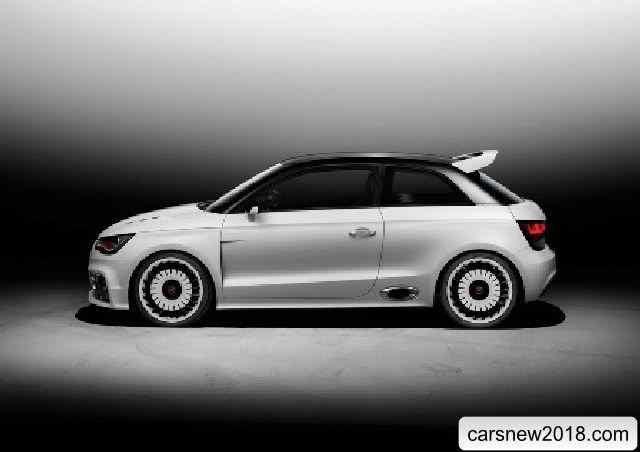 Audi A1 Clubsport Quattro 2018 2019 Audi A1 Audi Audi Cars