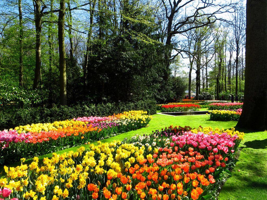 Los 5 jardines m s bellos del mundo jardines for Jardines decoraciones