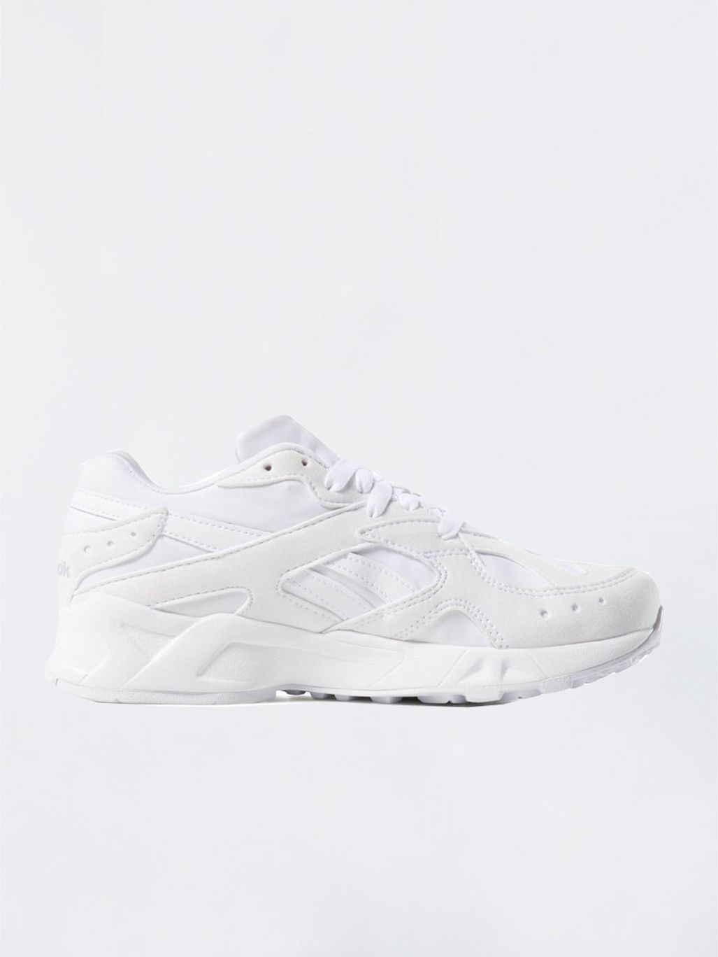 404b38d7a24 Reebok AZTREK White Cold Grey