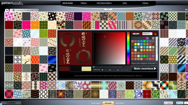 10 Online Background Pattern Makers With Images Seamless