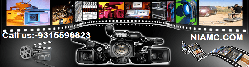 Video Editing Training Institute in Delhi offered by NIAMC, a