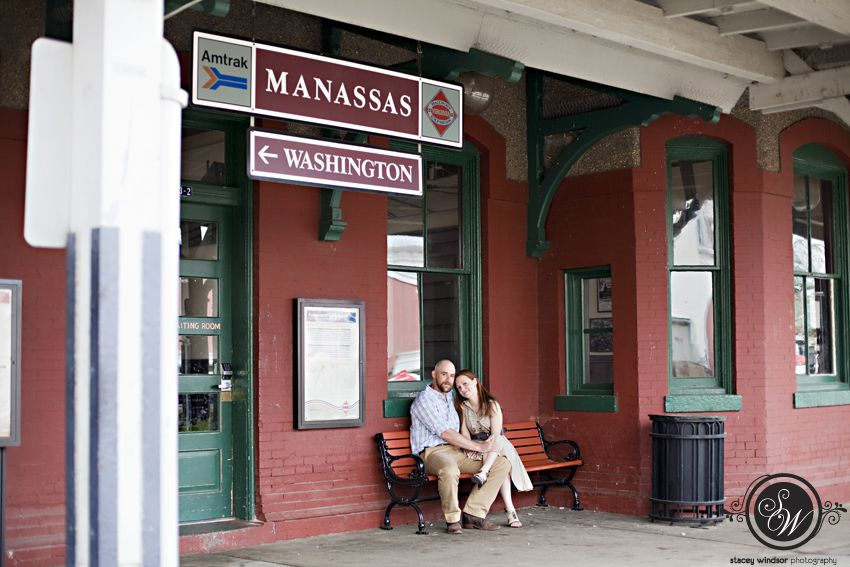 Amtrak Station Amtrak Train Travel Amtrak Manassas