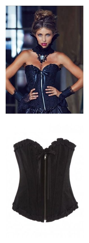 c1a037371aa Lace Black Corset For A DIY V ire Halloween Costume From Adore Me Lingerie!   countess  v ira  dracula Sc 1 St Pinterest
