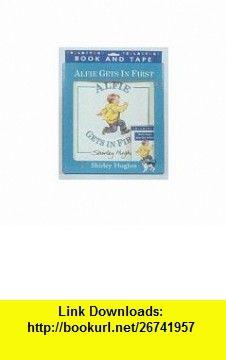 Alfie Gets In 1st Book Cassette 9781856564069 Shirley Hughes