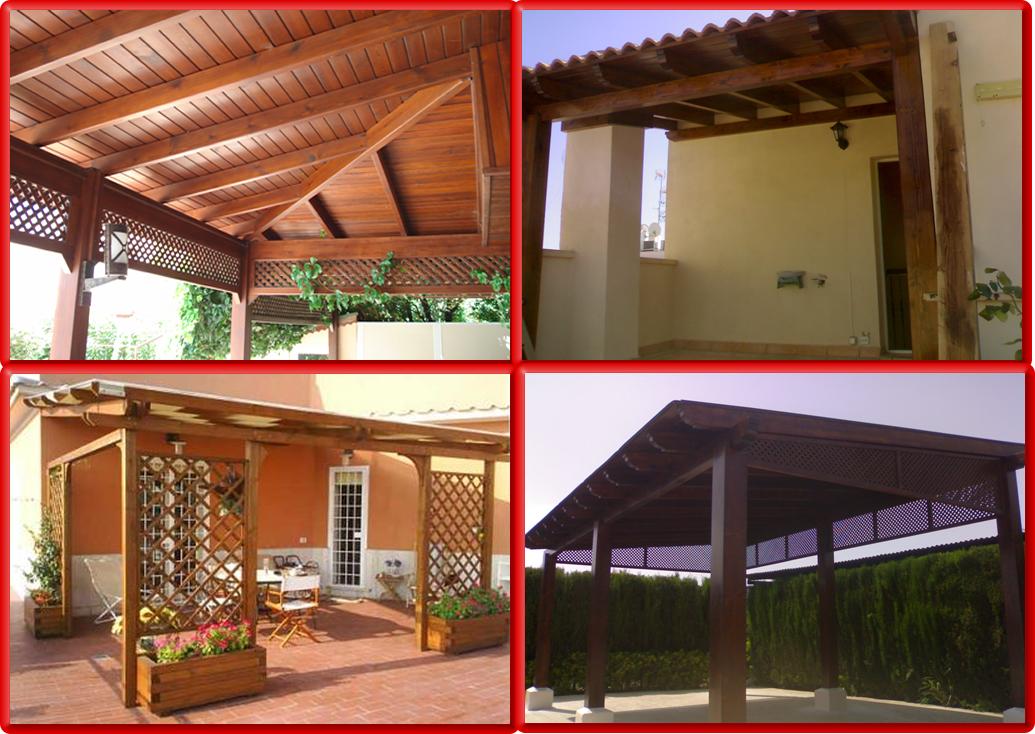 Promocion pergolas y porches de 1035 734 arquitectura pinterest - Pergolas y porches de madera ...