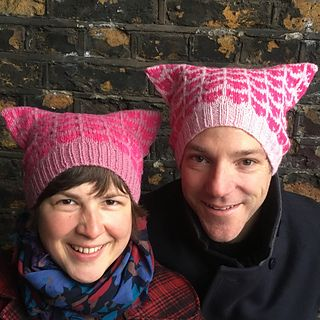It has been thrilling to watch the crafting world turn our hands to making pussy hats in a collective show of creativity and dissent initiated by the Pussy Hat Project in a beautiful and inspiring call to craft. The project was started in November 2016 with the aim of making over a million hats to be worn at the Women's March in Washington DC. The founding Pussy Hat Project knitting pattern was designed by katcoyle of The Little Knittery in Atwater Village, Los Angeles, USA. It's an…