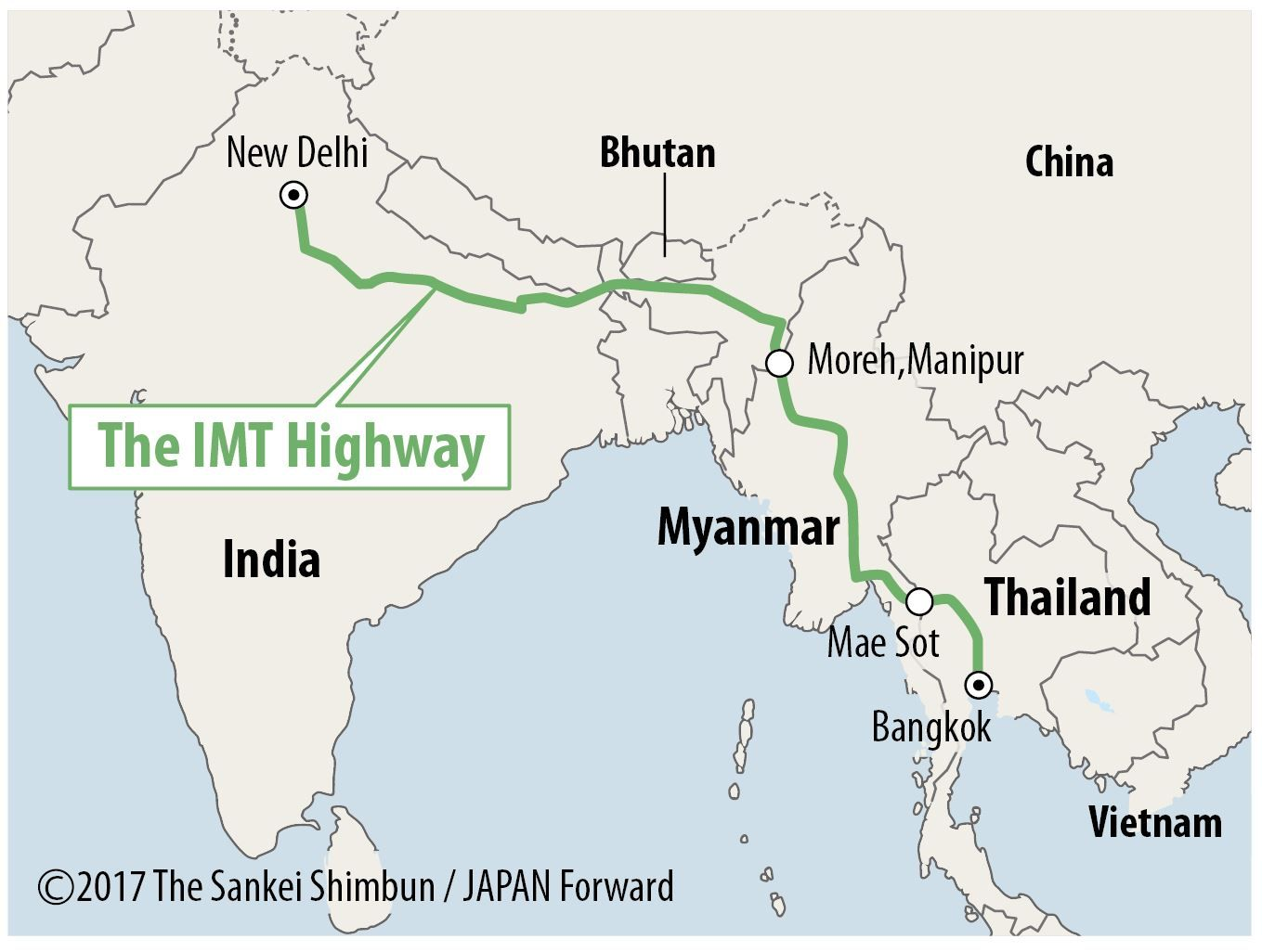 India myanmar thailand trilateral highways future japan forward india myanmar thailand trilateral highways future japan forward gumiabroncs Image collections