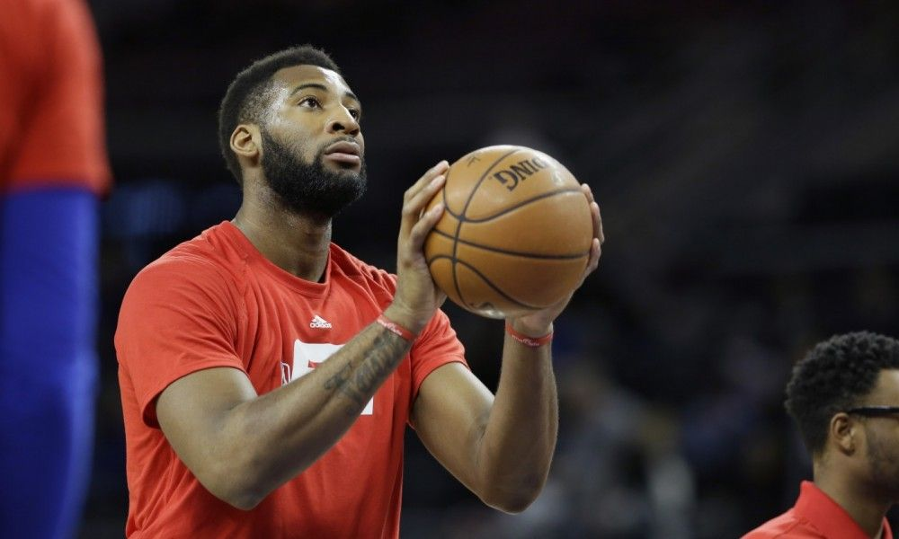 New intentional foul rules won't do much to help Andre Drummond = The NBA helped the Detroit Pistons a little with the new rules designed to combat intentional fouls.  Only a little.  Detroit All-Star Andre Drummond averaged 16.2 points and 14.8 rebounds last season, and is.....