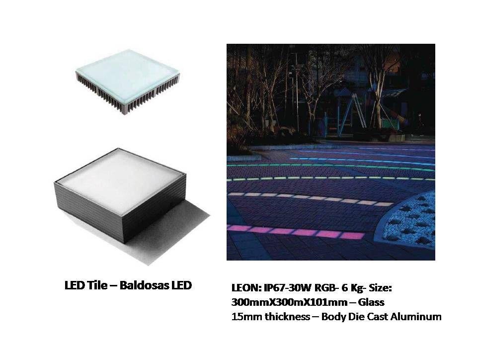 solicite datos técnicos: ventas@imexter.com #LightingDesign #DiseñoJardin #BaldozaLed #LedTile #DiseñoUrbano #Paisaje #LandscapeDesign