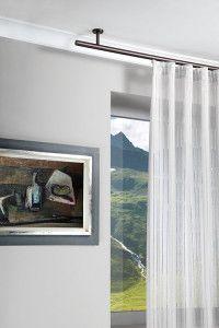 Gardinenstange Für Decke.Gardinenstange An Der Decke In 2019 Gardinen Wohnzimmer