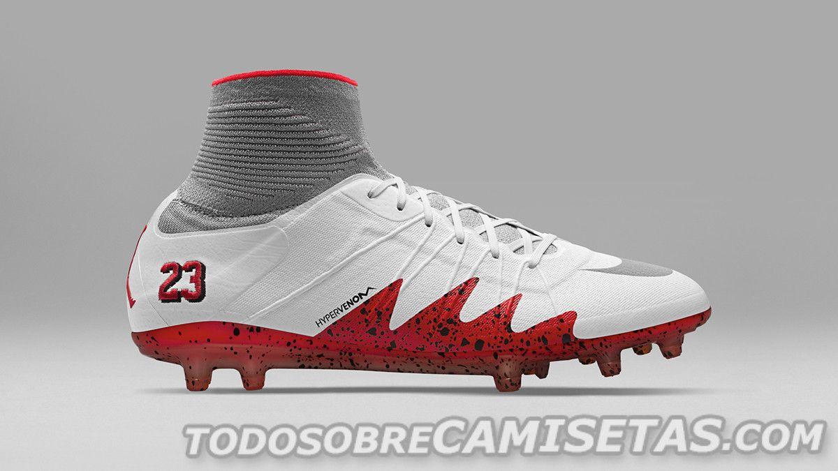 designer fashion 0f13a 8f50d Nike Hypervenom Neymar x Jordan White | Futbol Life ...