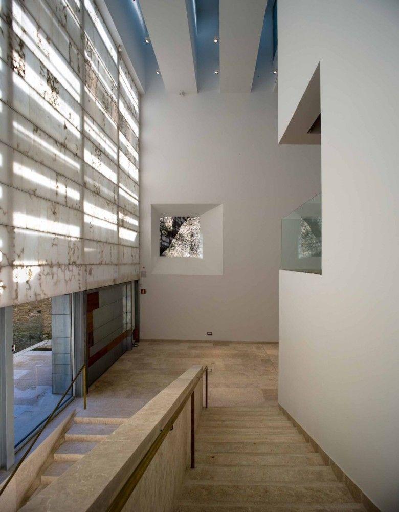 Gallery of museo arqueologico de oviedo pardotapia - Arquitectos en oviedo ...