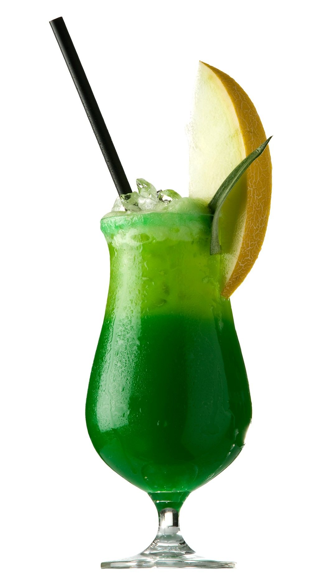 Green eyed monster cocktail recipe summer mix of melon for Cocktail curacao