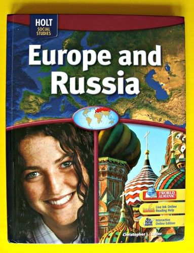 Holt social studies europe and russia middle school textbook history holt social studies europe and russia middle school textbook history geography fandeluxe Images