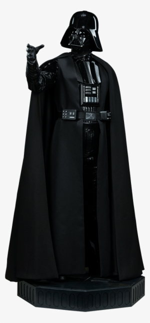 Darth Vader Star Wars Transparent Background Png Star Wars Darth Vader 1 2 Legendary Scale Figure 328516 Dart Vejder