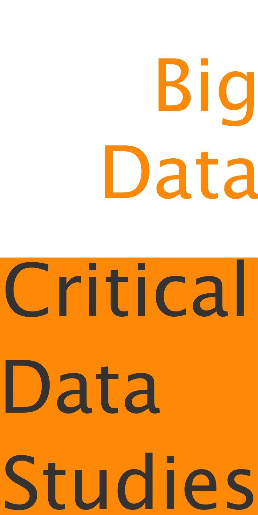 Craig dalton and jim thatcher what does a critical data