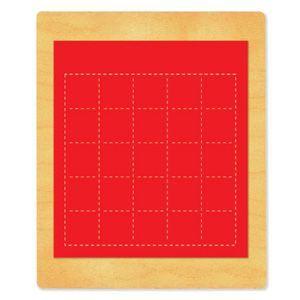 Bingo Card - XL