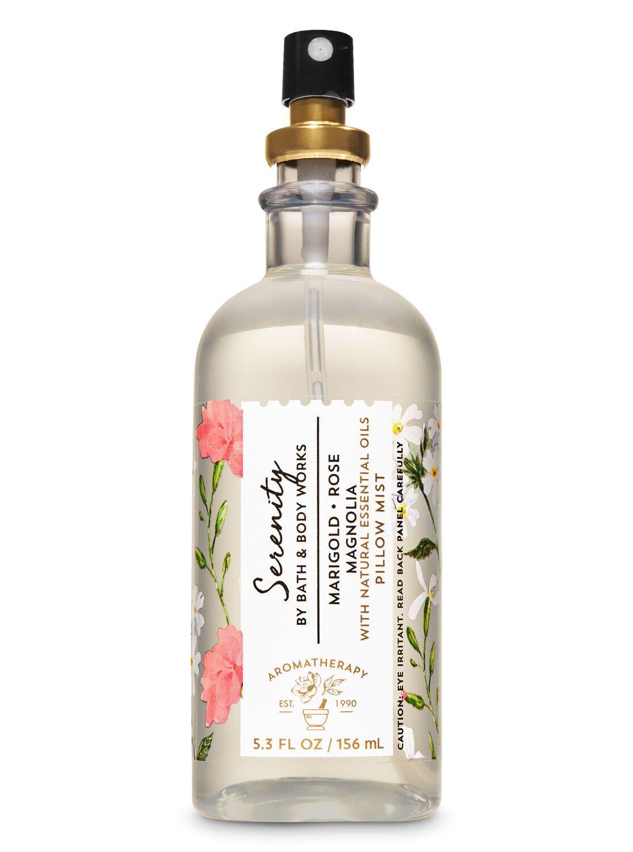 Marigold Rose Magnolia Pillow Mist