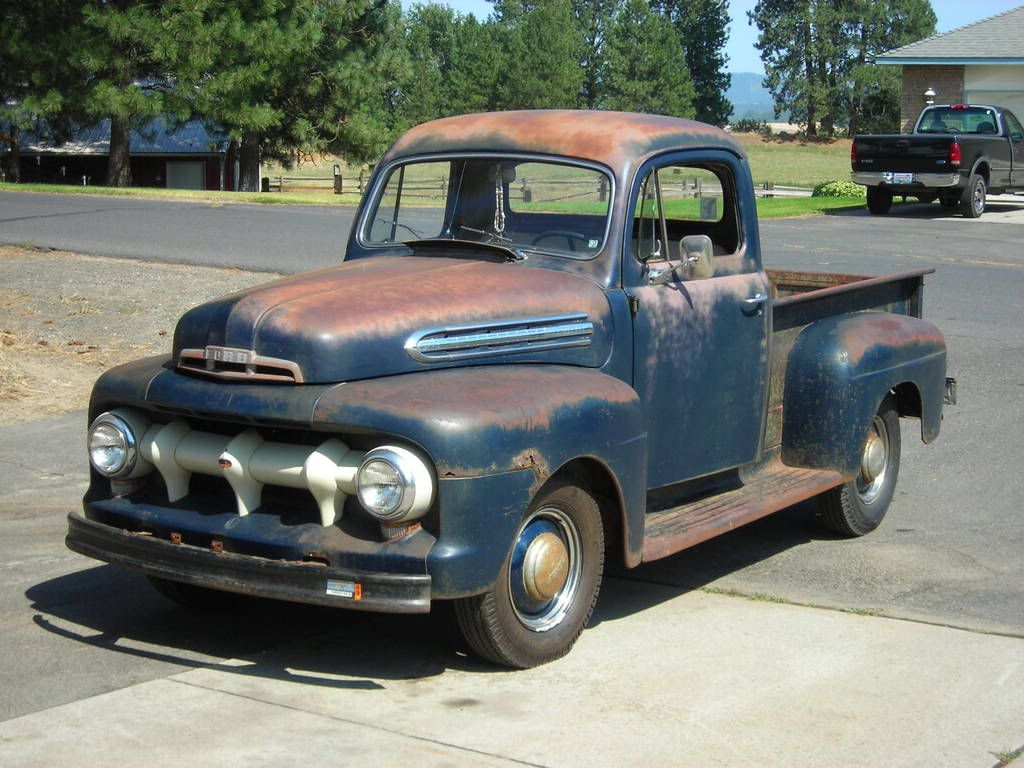 Craigslist New Mexico >> 1952 Ford Truck | www.pixshark.com - Images Galleries With A Bite!