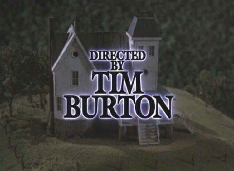 Pin By Trinity On Aesthetic Tim Burton Films Tim Burton Tim
