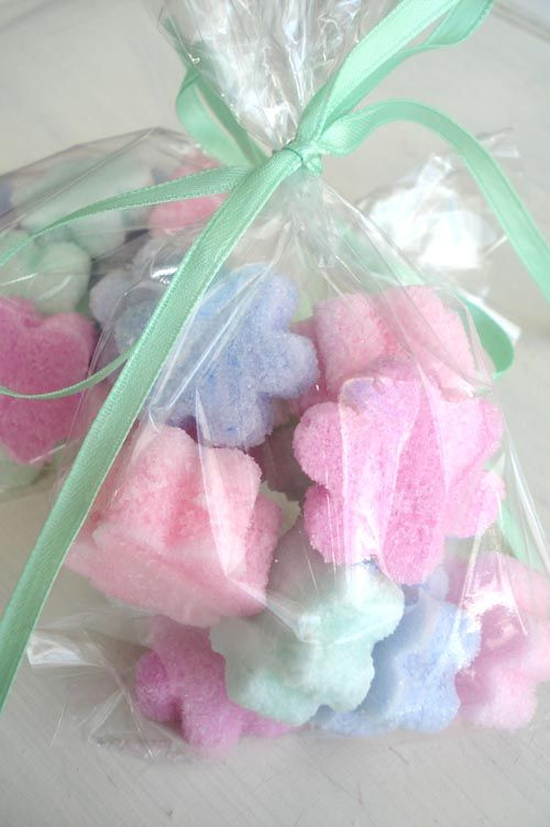 """Homemade sugar """"cubes"""" for tea! Sugar, water, dried egg whites....mix, spread, use teeny cookie cutters!"""