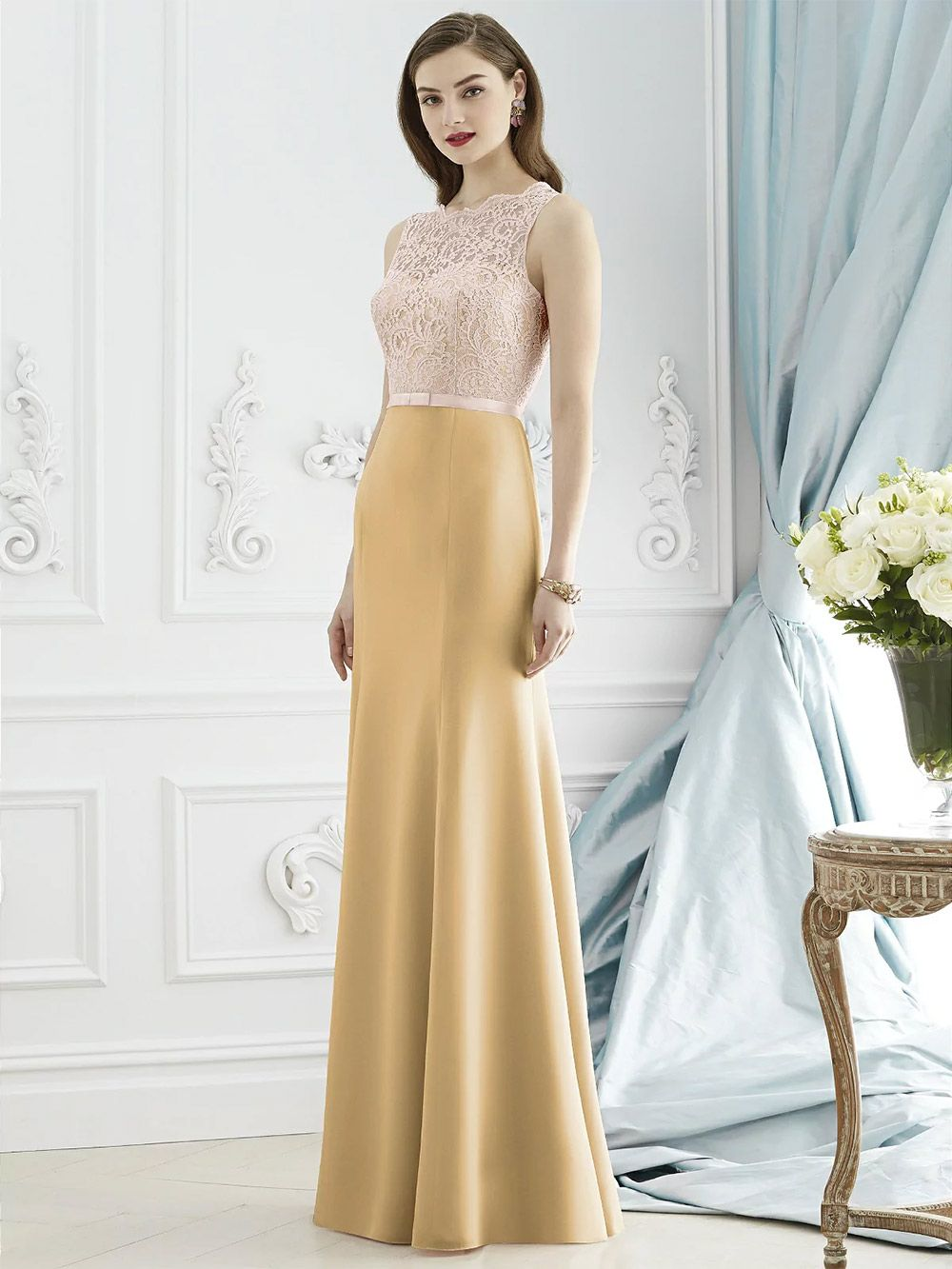 Gold dresses for wedding  goldbridesmaiddresses  Gold Bridesmaid Dress  Pinterest  Gold