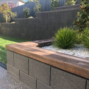 Cheap Retaining Walls Landscaping In 2020 Landscaping Retaining Walls Backyard Retaining Walls Cheap Retaining Wall