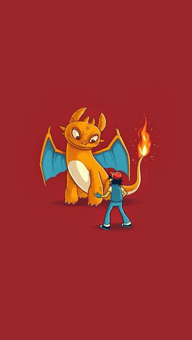 Tap And Get The Free App Art Creative Cartoon Pokemon