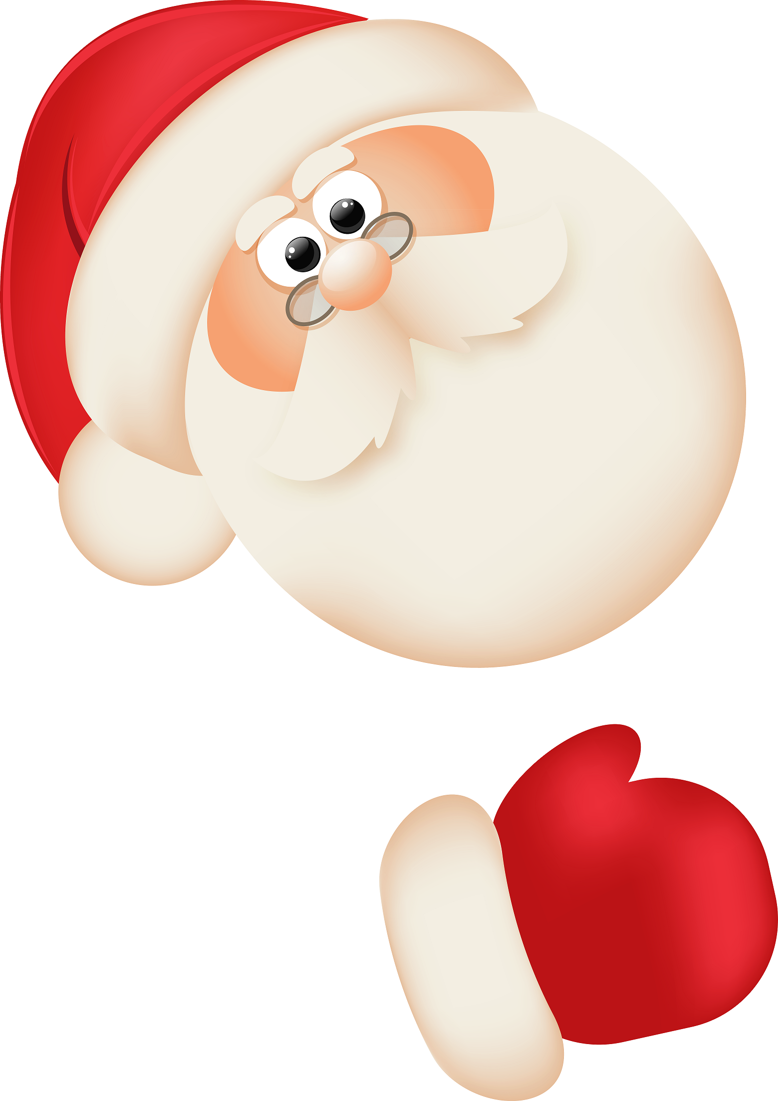 santa claus clip art clip art holiday scrapbook cards images etc rh pinterest com santa claus clip art borders santa claus clipart free