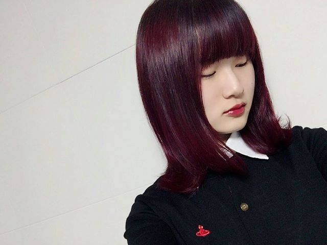 Websta Yui25 ソ メ タ ヨ 赤髪歴1年突破 上手く写らないけど